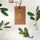 Tag 100% organic cotton - PhotoDune Item for Sale