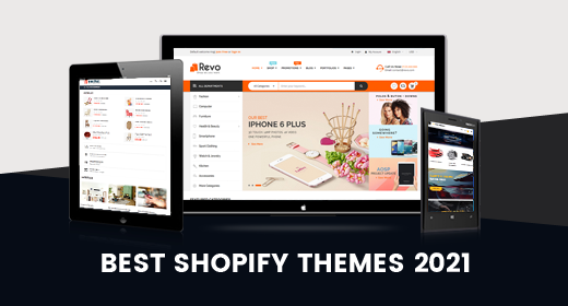 Best Shopify Themes 2021 - High Speed & SEO Optimized
