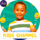Kids Channel Opener - VideoHive Item for Sale
