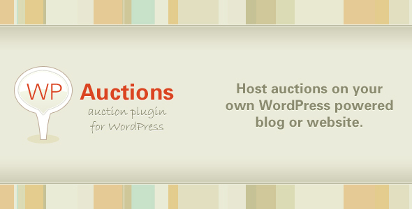 WP Auctions - Auction Plugin for WordPress