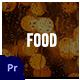 Food Presentation Slideshow for Premiere Pro - VideoHive Item for Sale