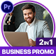 Corporate Business Consulting Promo (MOGRT) - VideoHive Item for Sale