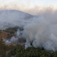 Truck Extinguishing Fire in Forest - PhotoDune Item for Sale