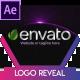 Logo Retro Galaxy Reveal - VideoHive Item for Sale