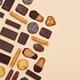 Chocolate cookies mix - PhotoDune Item for Sale