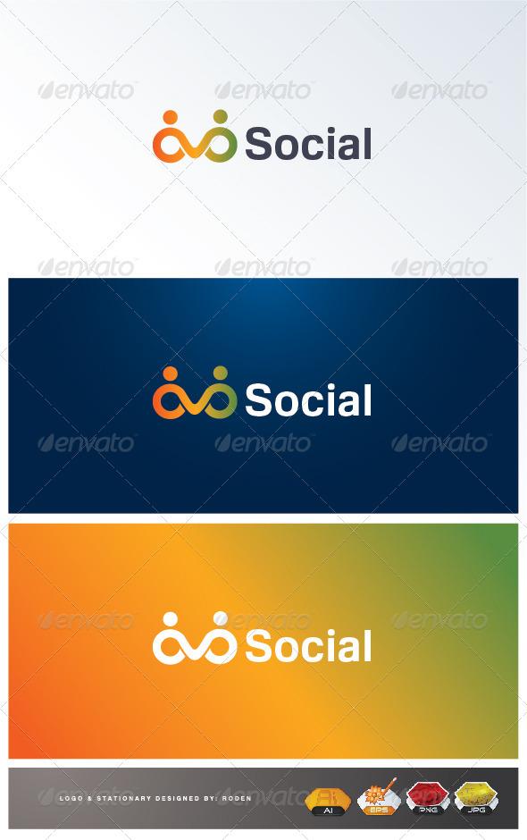 Social - Logo Templates