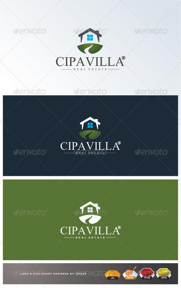 cipavilla - Logo Templates