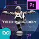 AI Technology Slideshow | Premiere Pro MOGRT - VideoHive Item for Sale