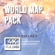 World Map Pack - VideoHive Item for Sale