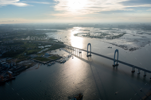 bay bridge - Stock Photo - Images