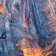 Aerial view of an open pit of iron ore. Resource mining - PhotoDune Item for Sale