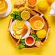 Green tea with lemon, ginger and honey. - PhotoDune Item for Sale