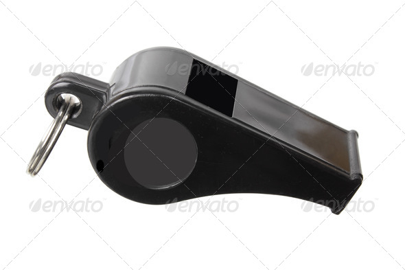 Whistle - Stock Photo - Images