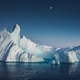 Close-up iceberg next to the Antarctica shoreline - PhotoDune Item for Sale