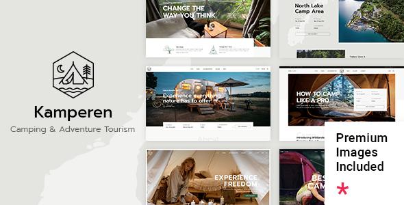 Kamperen - Camping and Adventure Tourism