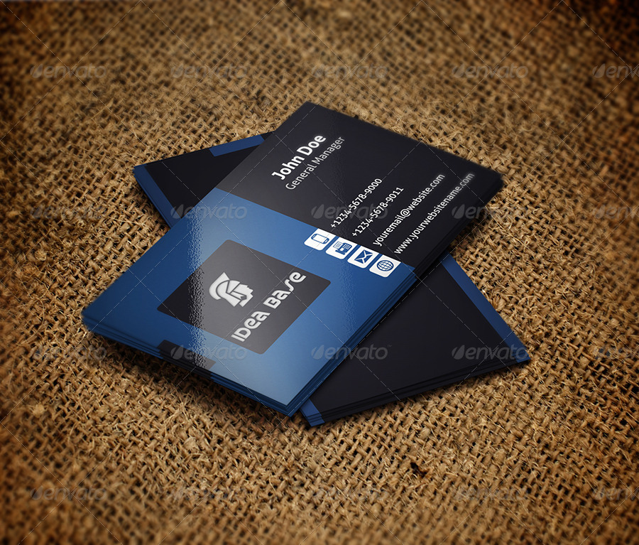Classic Business Card V1 By OWPictures