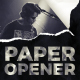 Paper Opener - Paper Slideshow - VideoHive Item for Sale