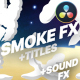 Smoke Elements Transitions And Titles | DaVinci Resolve - VideoHive Item for Sale
