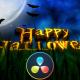 Halloween Title Intro - DaVinci Resolve - VideoHive Item for Sale