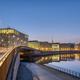 Dawn at the river Spree in Berlin - PhotoDune Item for Sale