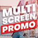 Multi Screen Promo - VideoHive Item for Sale