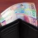 Aruban money in the black wallet - PhotoDune Item for Sale