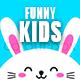 Kids Funny Intro Logo