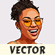 Vector Effect - Photoshop Action