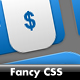 Fancy 2 Line CSS Buttons - CodeCanyon Item for Sale