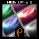 WebUP v.3 : Web Backgrounds - GraphicRiver Item for Sale