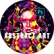 Abstract Art - Photoshop Action