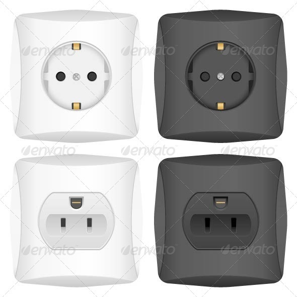 Electric socket - Technology Conceptual