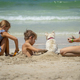 Happy Kids on the Beach - PhotoDune Item for Sale