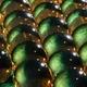 Close-up large transparent glass balls - PhotoDune Item for Sale