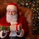 Santa Choosing Gift - PhotoDune Item for Sale