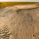 Aerial View Of Eroded Soil, Soil On Field After Flooding Or Heavy Rains. Panorama. Panoramic View - PhotoDune Item for Sale