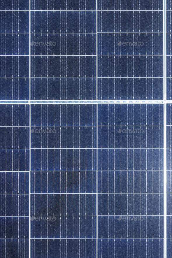 solar panel closeup - Stock Photo - Images