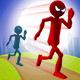 Stickman Escape Parkour - (HTML5 Game - Construct 3)