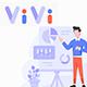 VIVI Vol. I Business and Finance Illustration