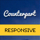 Counterpart - Full Screen Coming soon Template Nulled