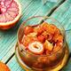 Orange jam in glass jars - PhotoDune Item for Sale