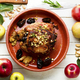 Meatloaf with dates and apples - PhotoDune Item for Sale
