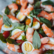 Salad with shrimp and egg - PhotoDune Item for Sale