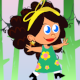 Adventurous Girl Unity Cartoon Platformer Game With 10 Levels + Admob For Android and iOS