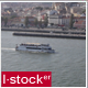Boat Crossing River In Europe 3 - VideoHive Item for Sale