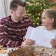 Little girl sending letter to Santa Claus - PhotoDune Item for Sale