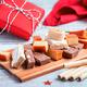 Traditional Spanish Christmas sweets turron, polvorones, mantecados - PhotoDune Item for Sale