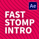 Fast Stomp Intro - VideoHive Item for Sale