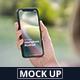 Phone 12 Mockup Outdoor Scenes