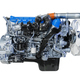 New Powerful Diesel Car Engine Isolated on White Background - PhotoDune Item for Sale